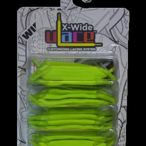 x-wide neon yellow